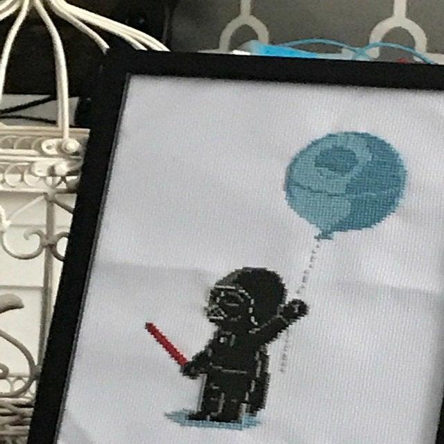 Pin by ChocoCoco Stitch on Star Wars Cross Stitch in 2020