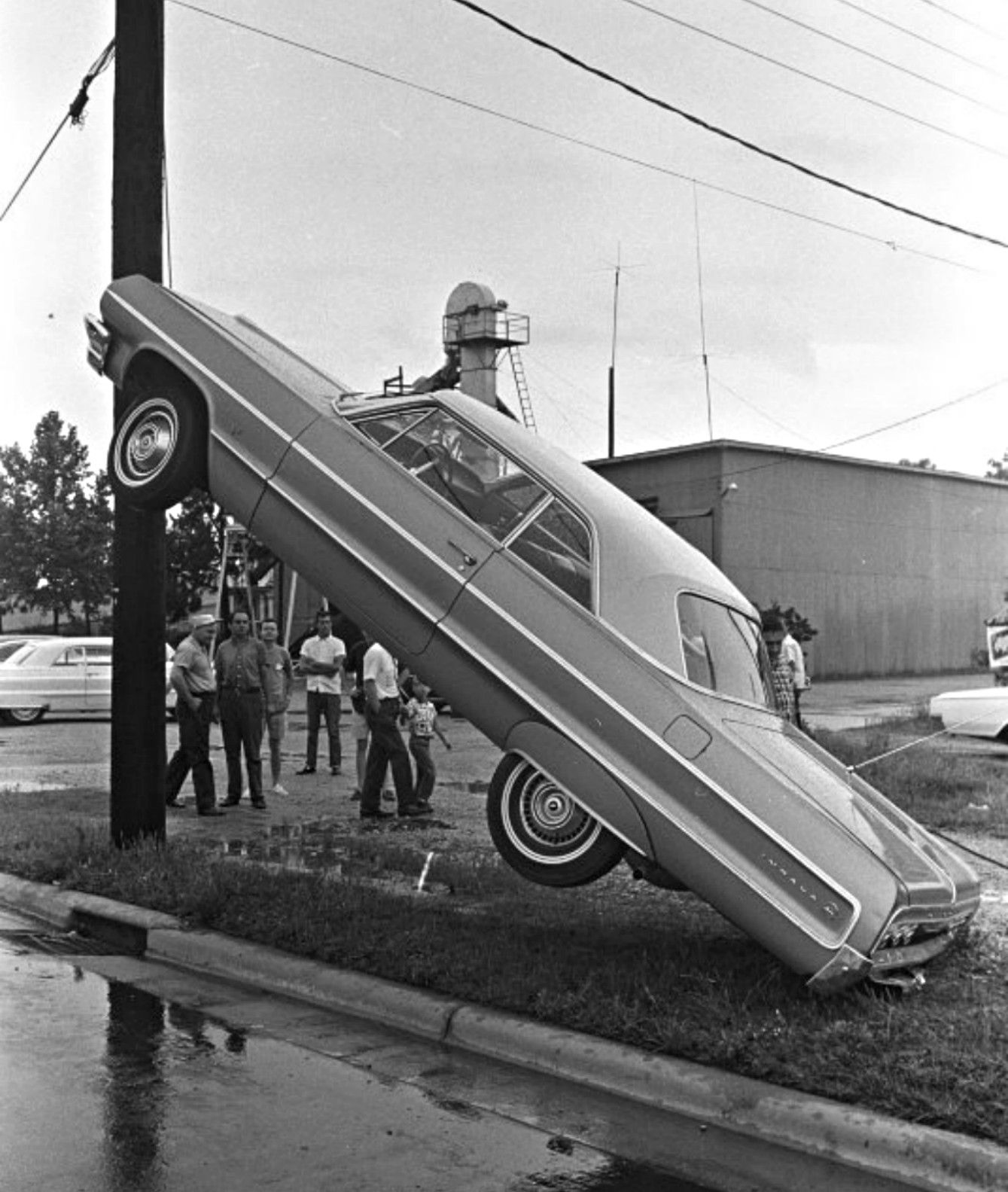 1964 Chevrolet Impala Scene From A Movie Lowrider Cars