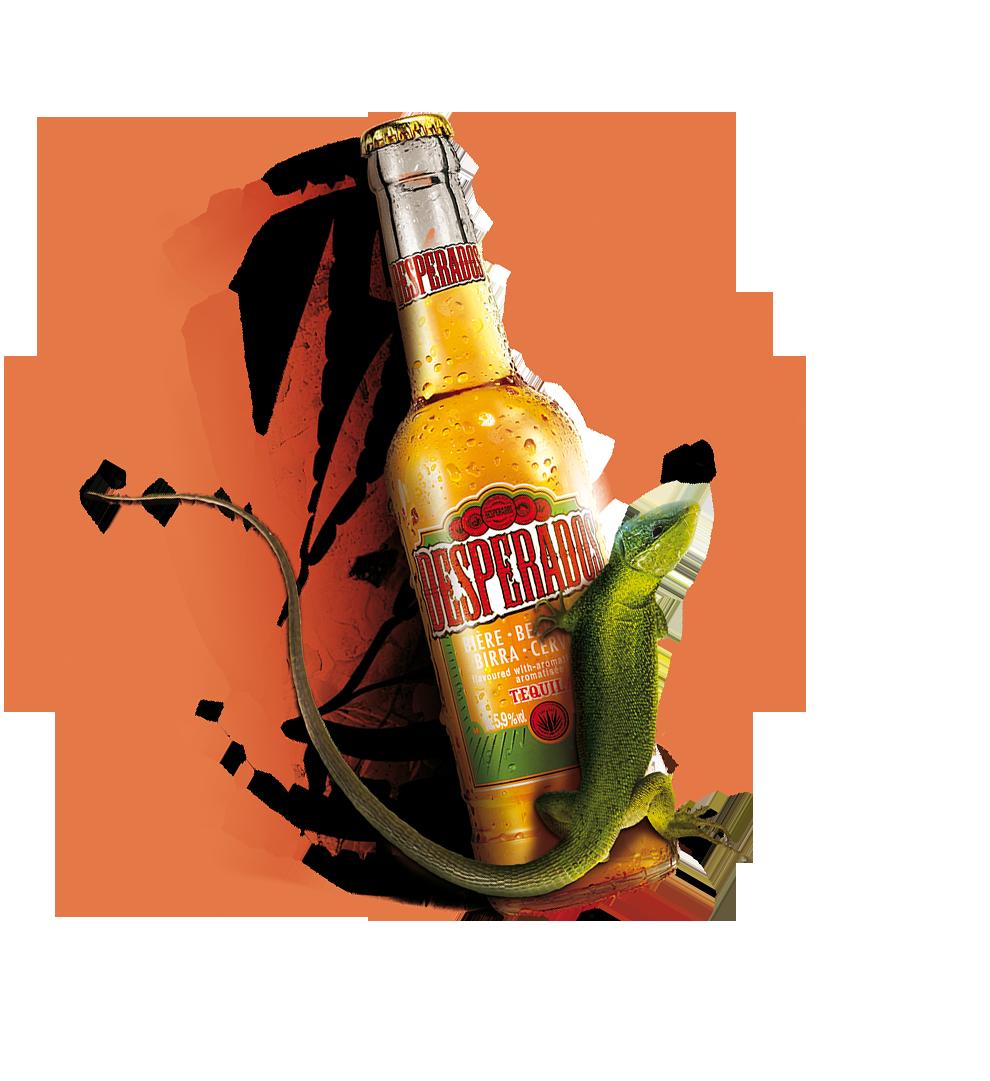 Desperados Is A Tequila Flavoured Beer
