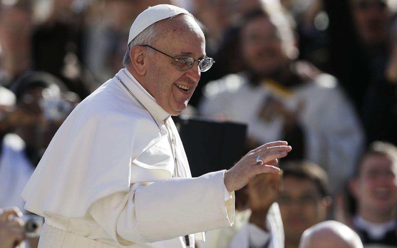 La eucaristía será concelebrada por unos 180 religiosos. - AP