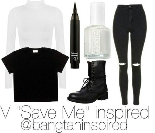 BTS u0026quot;Save Meu0026quot; V | BTS | Pinterest | BTS Kpop and Inspired outfits