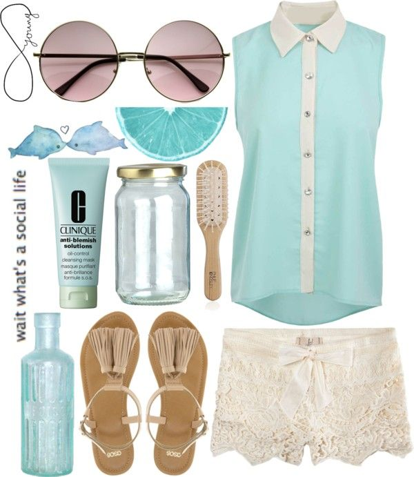 """""""Swim To The Middle Of The Atlantic"""" by tennisgal97 ❤ liked on Polyvore"""
