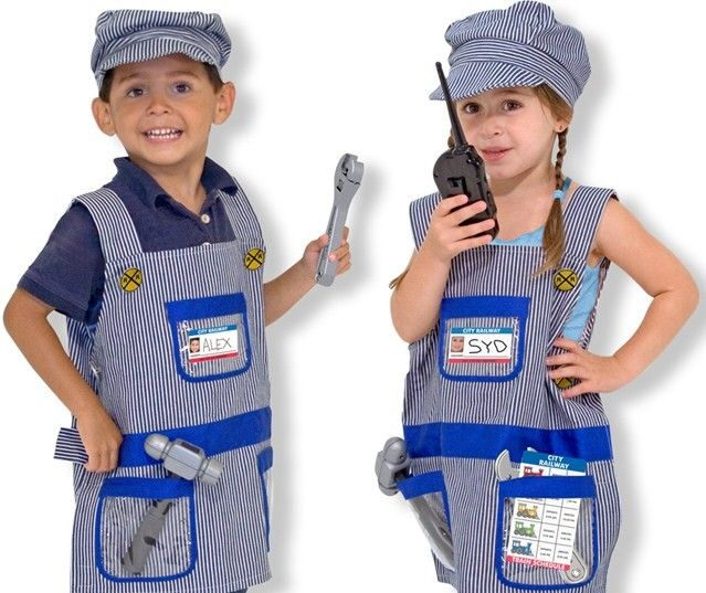 Train Engineer Costume For Preschoolers Train Engineer Costume Train Engineer Engineer Costume
