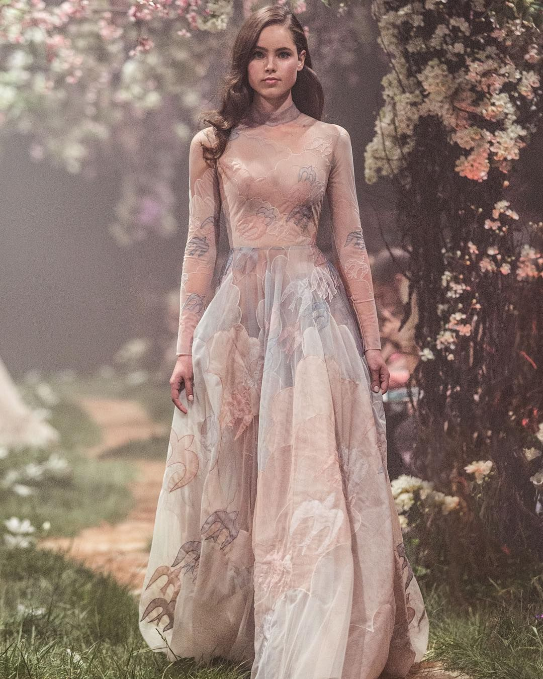 07c0217d149 Australian couture label Paolo Sebastian has launched a dazzling Disney  fairytale-inspired collection for Spring Summer 2018.