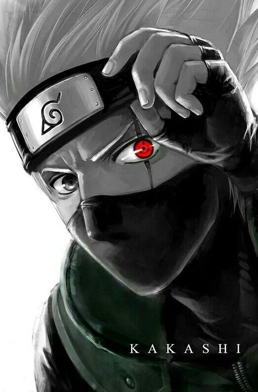 Kakashi hatake wallpaper hd Android ios Naruto, Anime