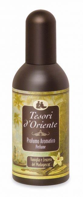 Aromatic perfume Tesori d'Oriente Ginger&Vanilla100 ml [FAA564] - News - Online cosmetics store