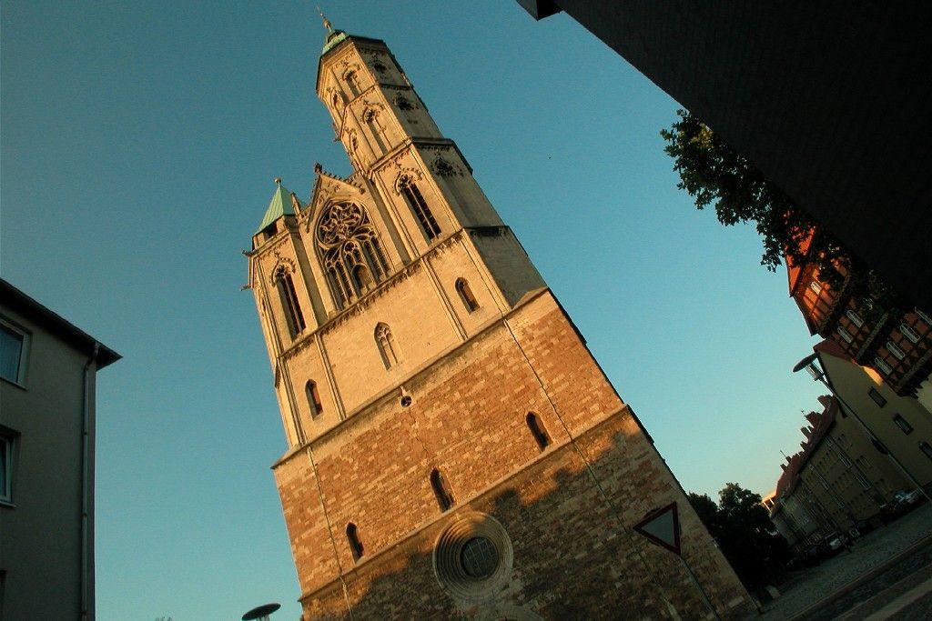 Braunschweig St. Andreas  Turmbesteigung