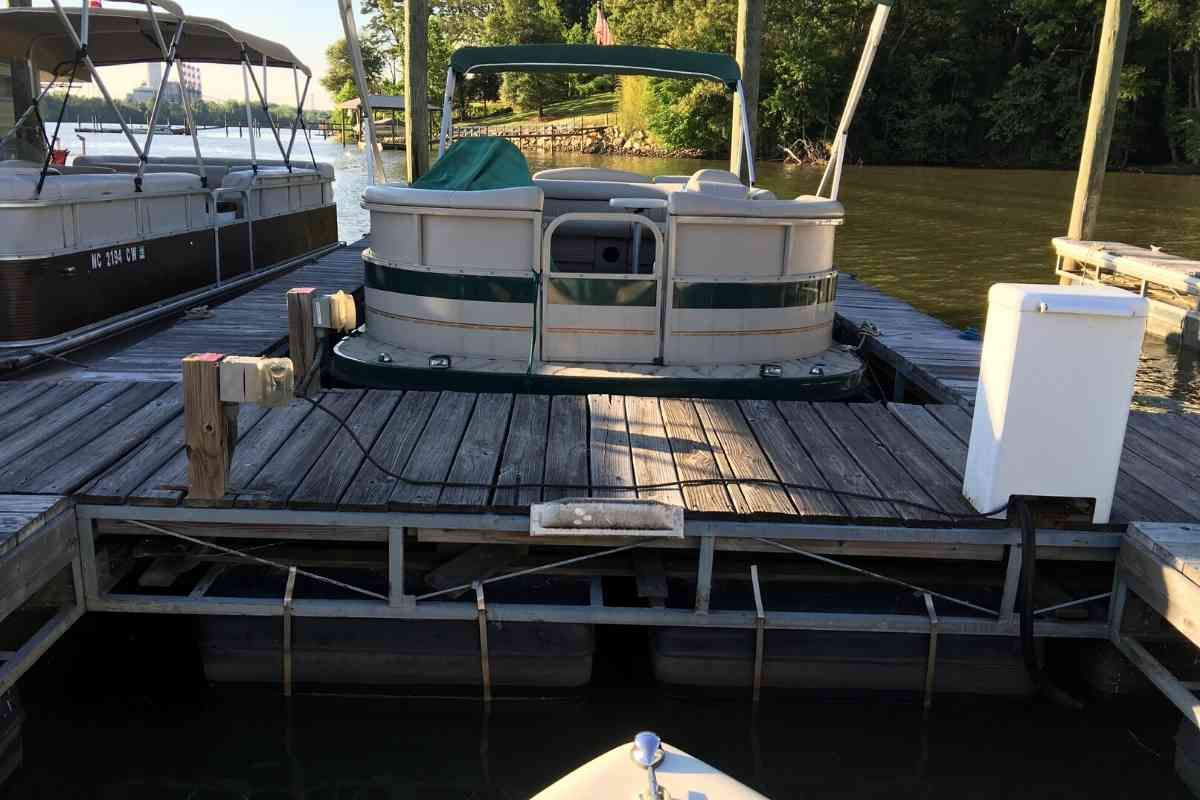 What are some ways to winterize a pontoon boat best