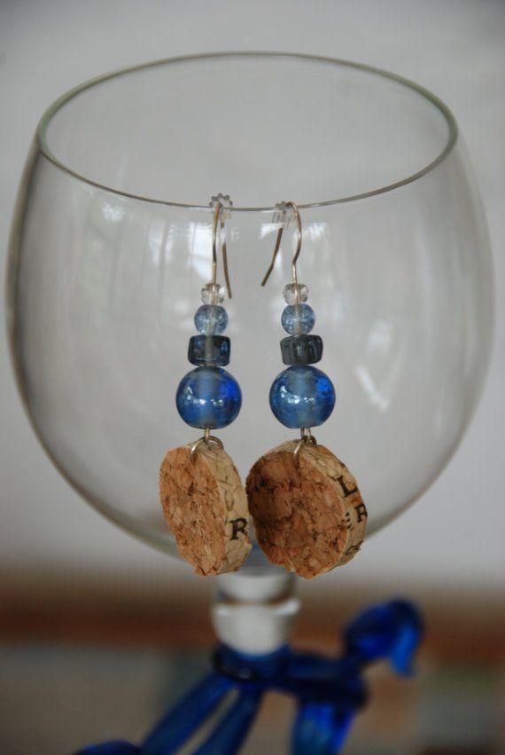 Resin Cork Jewelry