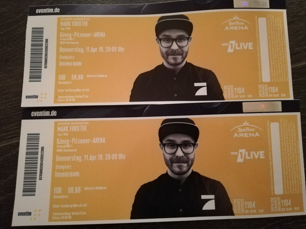 Anguebote Ticket Tickets Konzert Mark Forster Tour 2019 Https Ift Tt 2pwlhaw Tours Ticket Movie Posters
