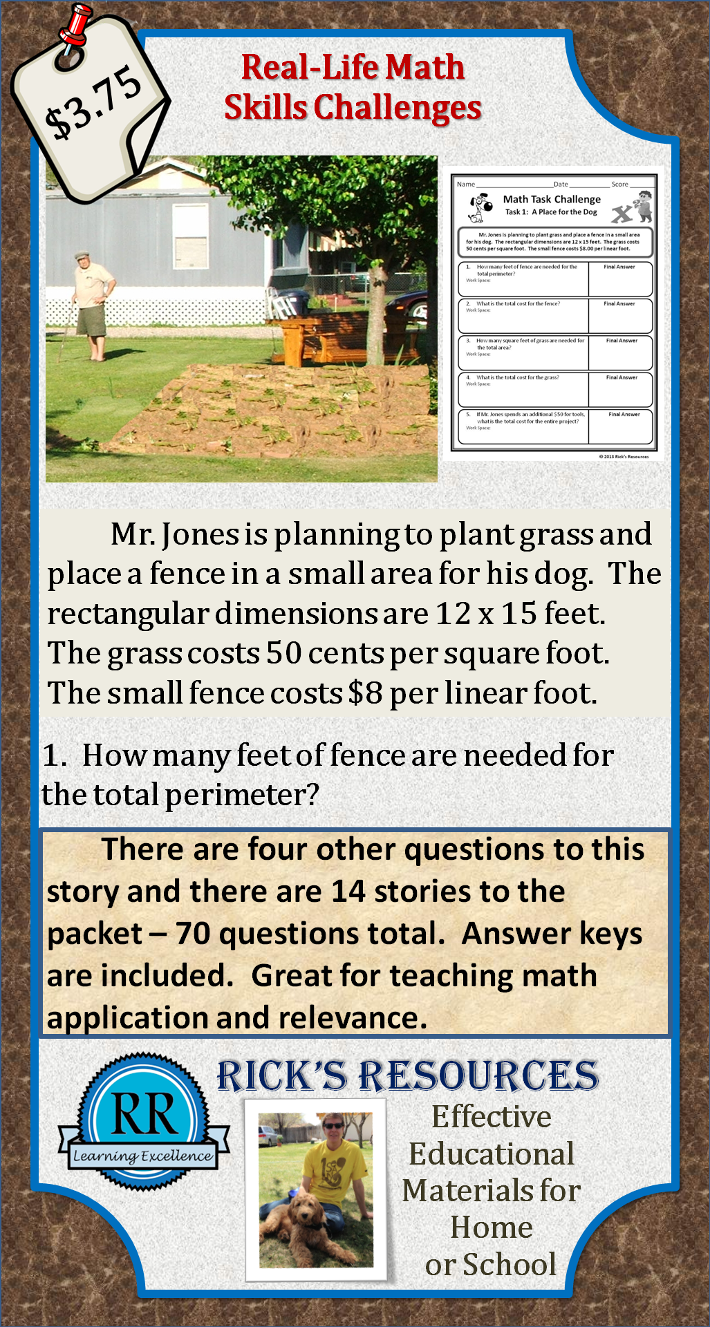 Uncategorized Real Life Math Worksheets multi step word problems math stories worksheets a well real worksheets