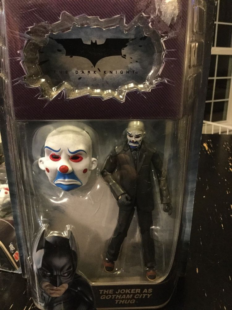 THE JOKER AS GOTHAM CITY THUG BATMAN DARK KNIGHT DC COMICS