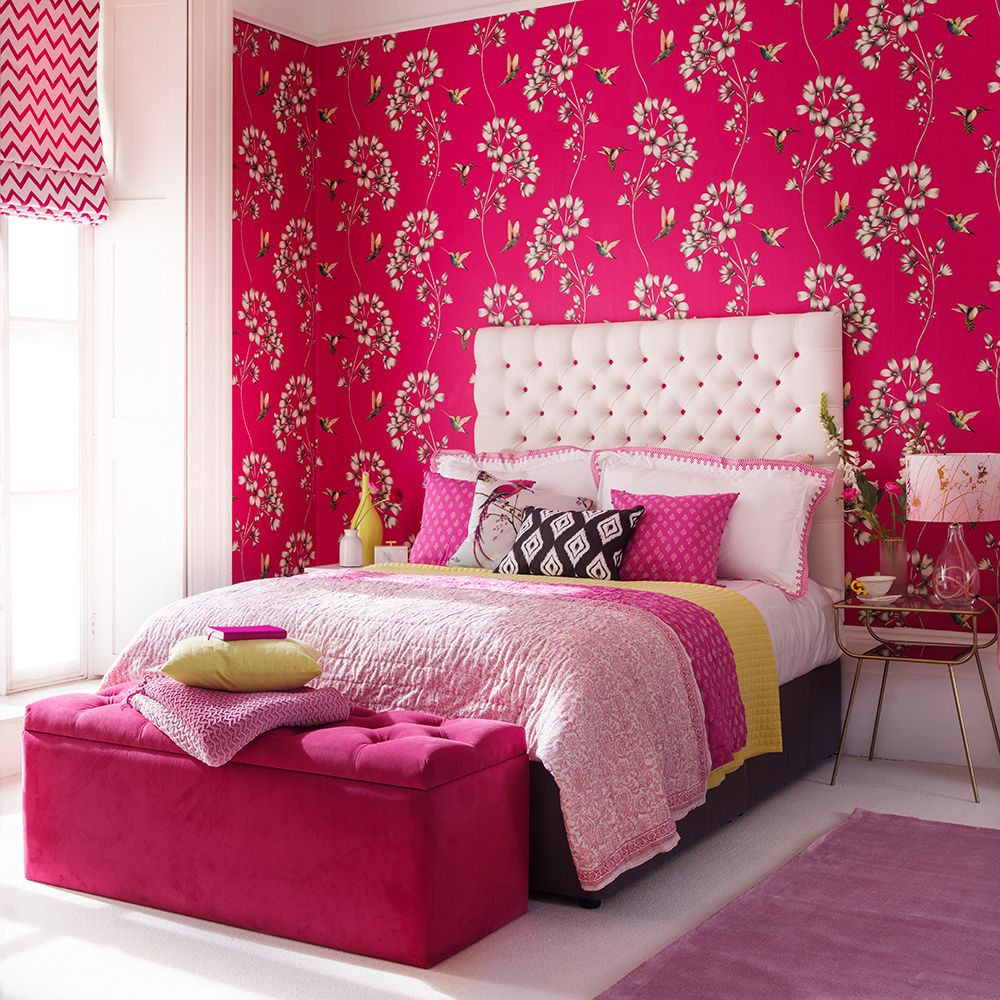 Fixer Upper Bedroom Ideas To Add Value Pink Bedrooms Pink Bedroom Decor Hot Pink Bedrooms