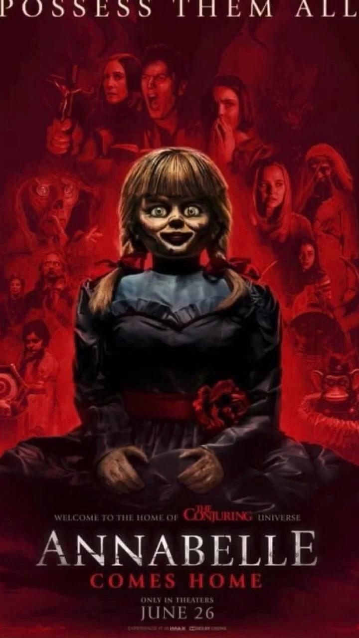Annabelle Comes Home Video In 2021 Annabelle Comes Home The Conjuring Horror