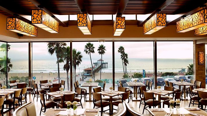 The Best Restaurants With A View In Los Angeles Manhattan Beach Restaurants Best Seafood Restaurant Manhattan Beach