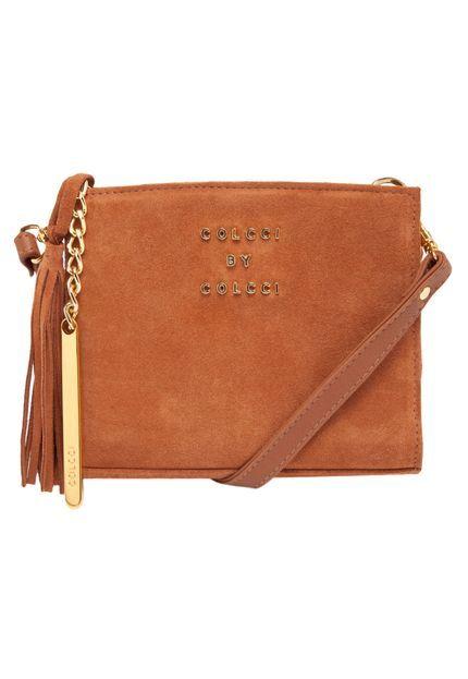 ede74dfa3 Bolsa Camurça Colcci Tassel Caramelo | Acessórios | Bags, Kate spade ...