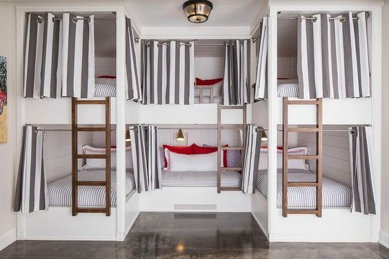 Bodacious Bunk Rooms images