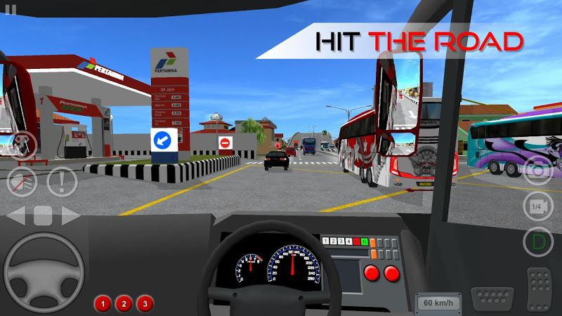 Bus Simulator Indonesia In 2021 Bus Games Truck Games Best Android Games