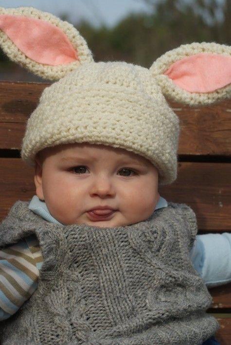 Crocheted Easter Baskets | To Do | Pinterest | Häckeln, Mütze und ...