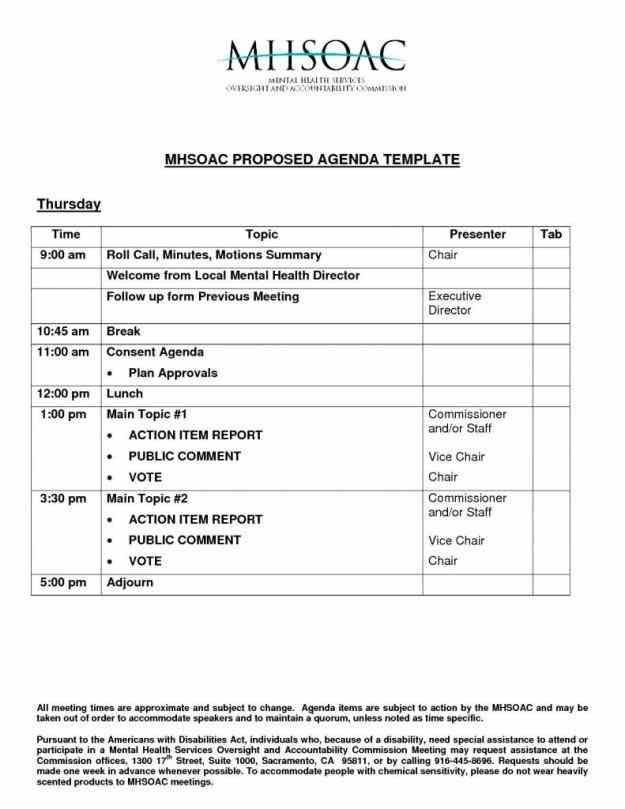 Meeting Agenda Templates Free MEETING AGENDA TEMPLATES FREE - agenda template for a meeting