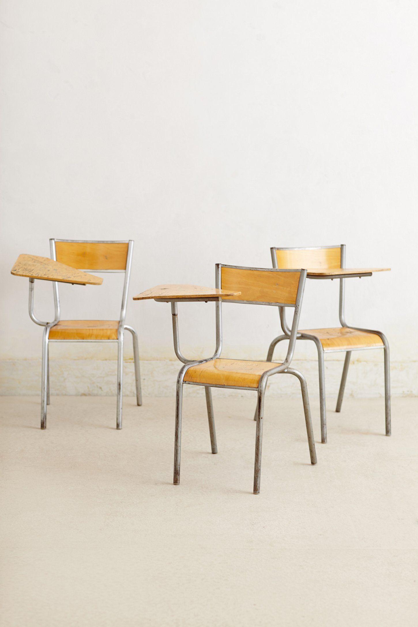 Found in paris retro school desk school desks desks and retro