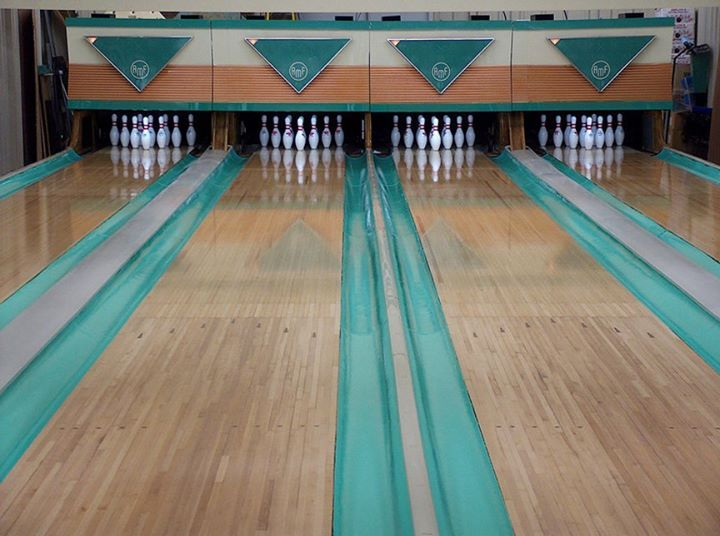 Aqua Gutters Bowling Center Bowling Bowling Alley