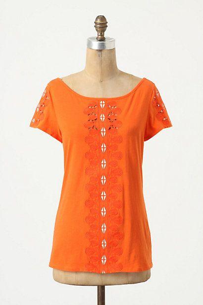 Loving orange.