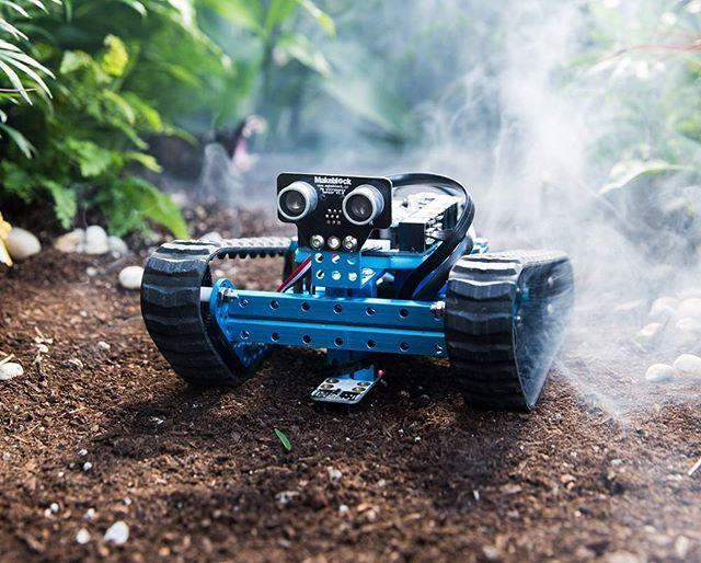 Makeblock 3 In 1 Mbot Ranger Educational Robot Kit Gadgets And
