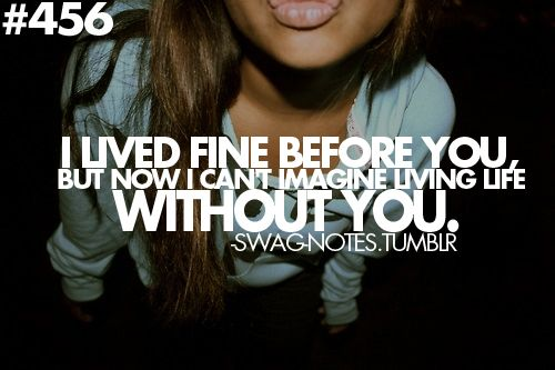 Swagger Quotes Love