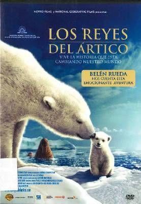 LOS REYES DEL ÁRTICO (Vídeo). Dirigida por Sarah Robertson, Adam Ravetch. Destinado a 1er ciclo E.S.O. Documental que sigue de cerca la vida de una morsa y un oso polar cuyo hábitat está cambiando: el hielo que tienen bajo sus pies se derrite poco a poco a causa del calentamiento global del planeta, amenazando su hogar y su existencia. Disponible en @ http://roble.unizar.es/record=b1575892~S4*spi