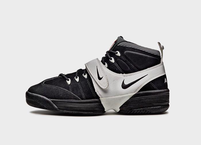 Кроссовки Nike Air Swoopes - Nike Basketball 1992-2012: 20 Designs That  Changed The