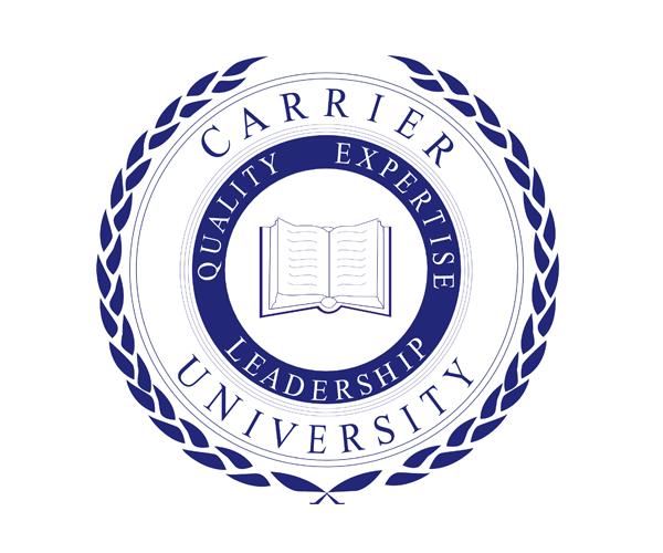 Carrier University Logo Download Logo Design Diy Education Logo Design University Logo