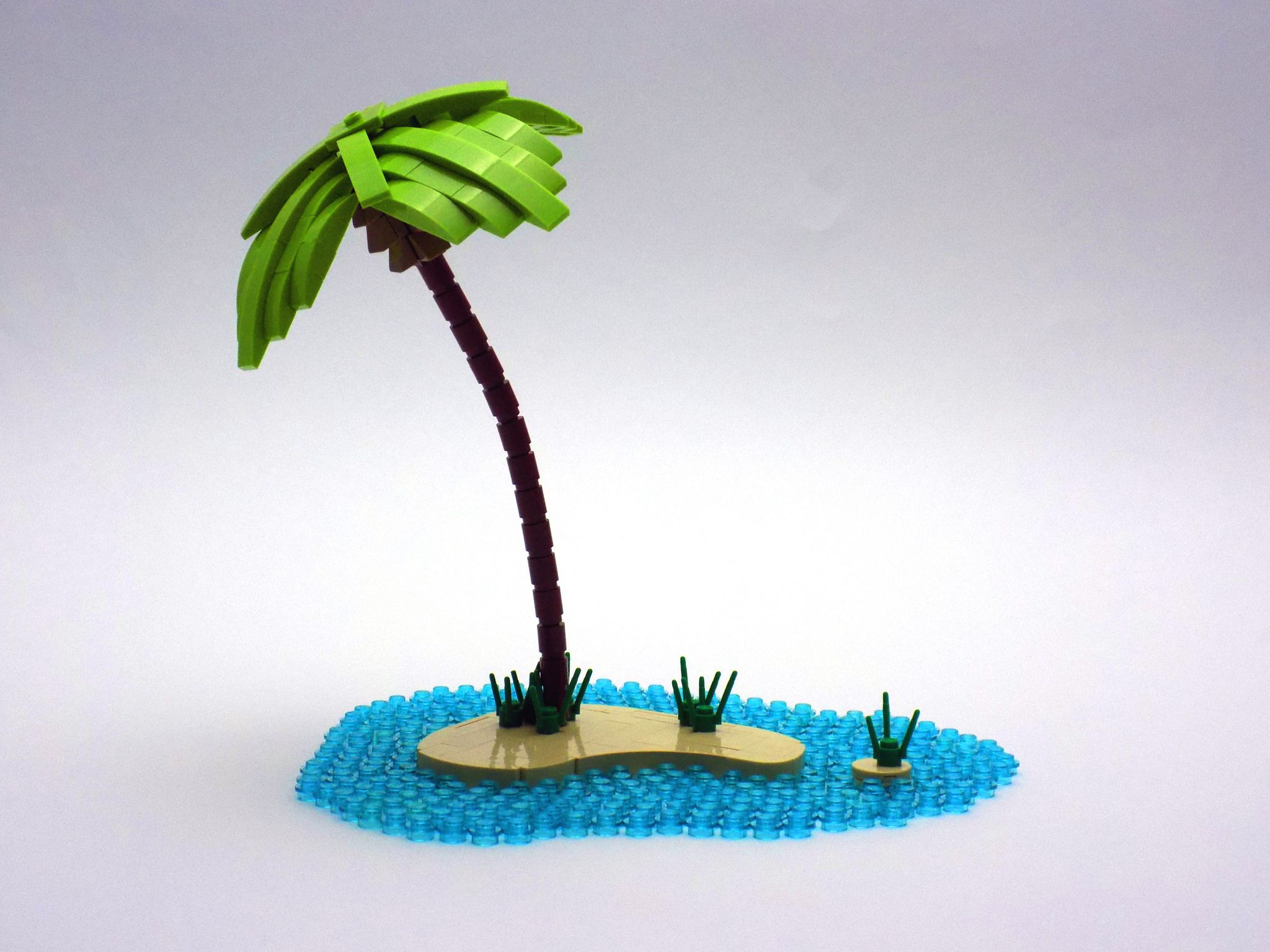 Lonely Palm Lego Design And Color Pinterest Lonely Lego
