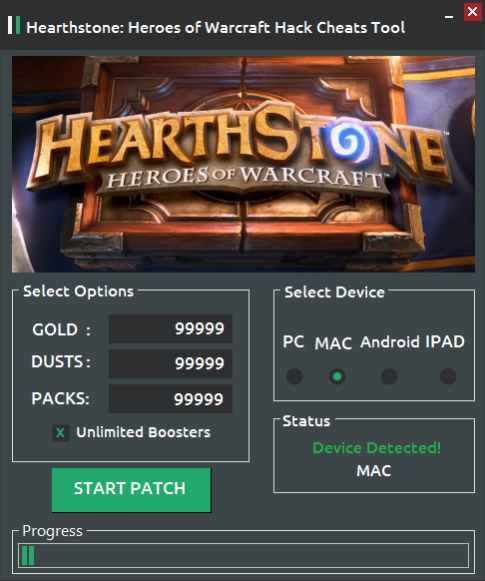 Hearthstone Hack Without Human Verification - How to Hack