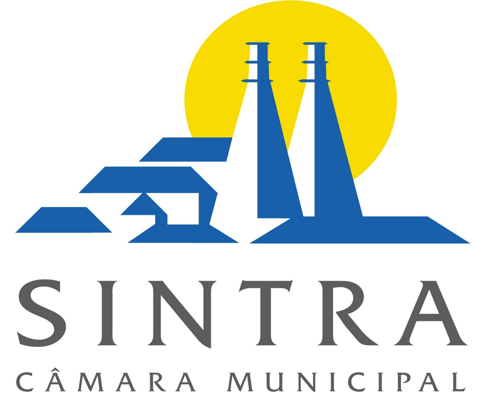 Câmara Municipal de Sintra - Portugal   City branding, Love logo, Logo branding