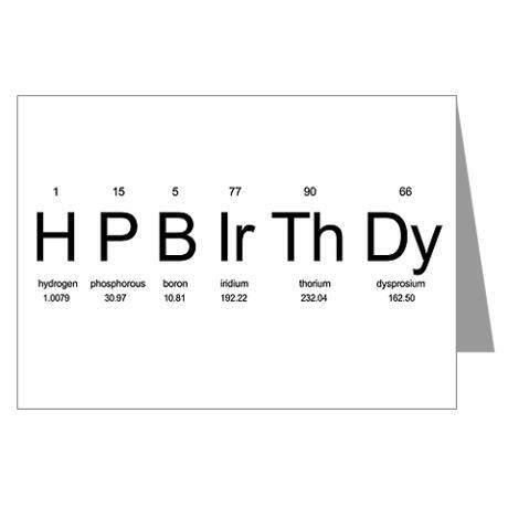 worldofchemicals on Happy birthday, Periodic table and Chemistry - best of periodic table puns