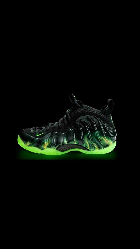Nike Paranorman Foamposite One :)