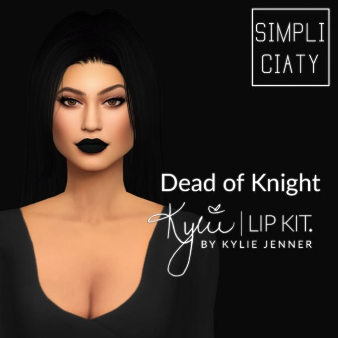 lip kit at simpliciaty sims 4 updates the sims pinterest