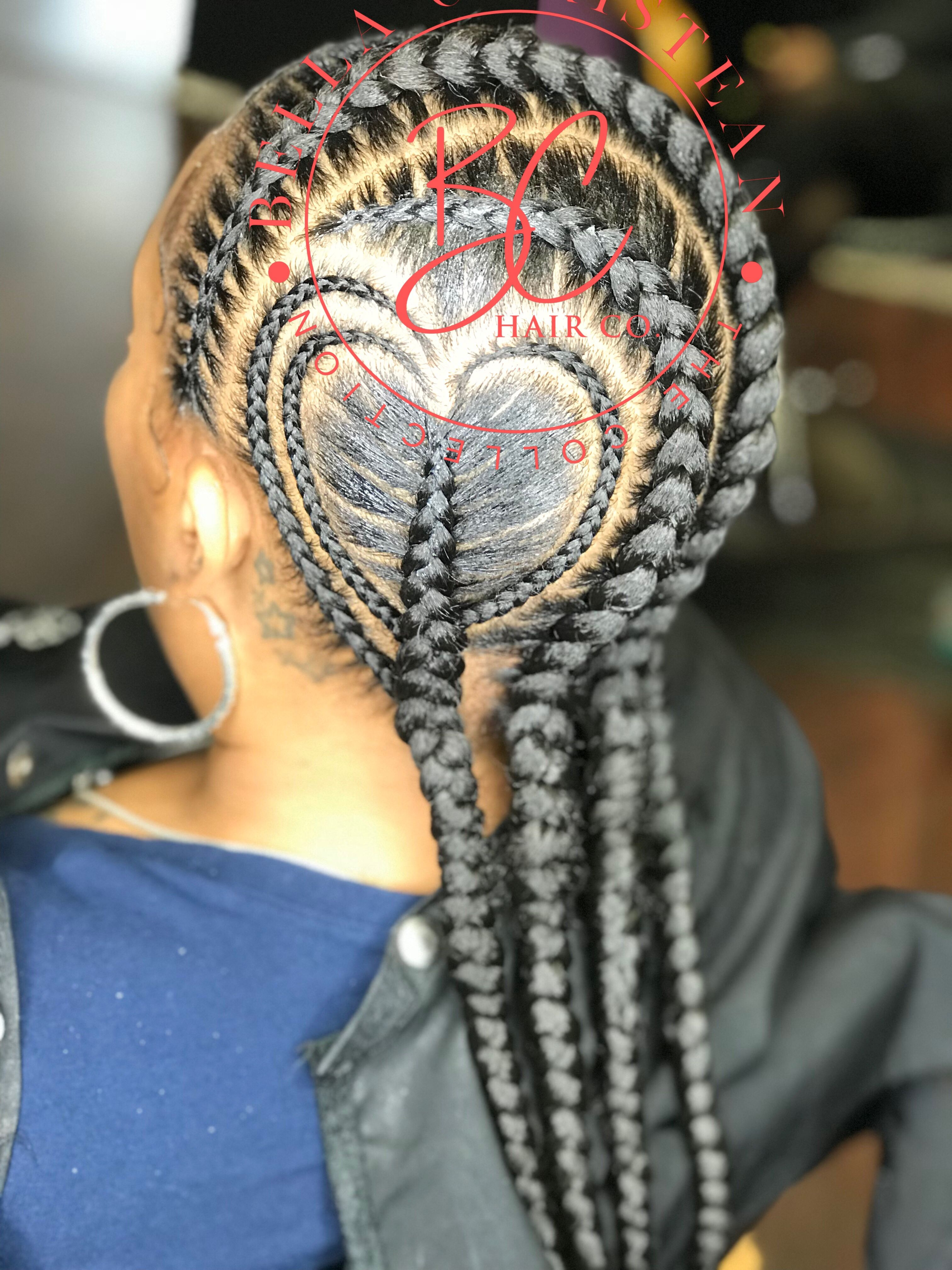 Pin by BC The Collection on Braids | Funky hairstyles ...