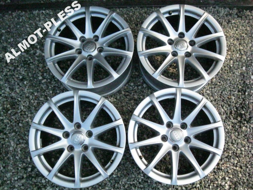 Felga Felgi Aluminiowe 7x16 Et47 Vw Skoda Audi 5617181261 Oficjalne Archiwum Allegro Skoda Audi Car Wheel