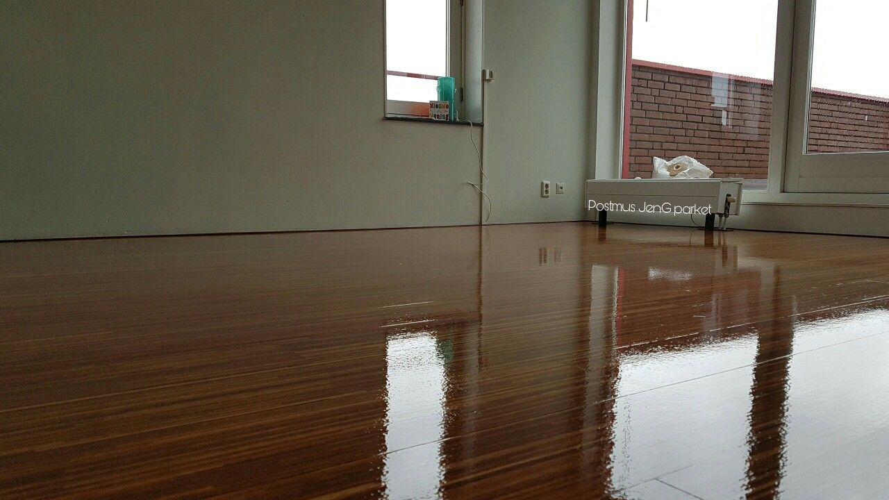 Houten vloer schuren lakken groningen houten vloeren gelakt