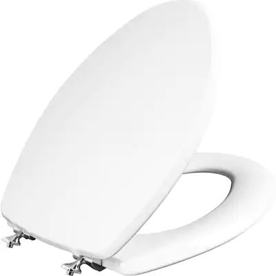 Church White Elongated Toilet Seat Lowes Com Elongated Toilet Seat Toilet Seat Elongated