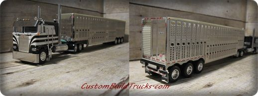 Custom DCP Build Trucks 1:64 Scale | We sell Custom Parts