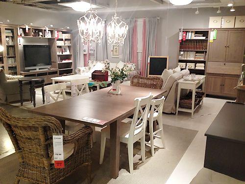 Ikea Trip  7Th House On The Left  Furniture Fun  Pinterest Prepossessing Ikea Living Dining Room 2018