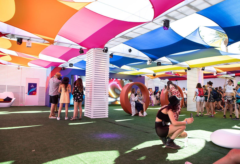 Festival Activations: Brands Descend on Coachella 2019