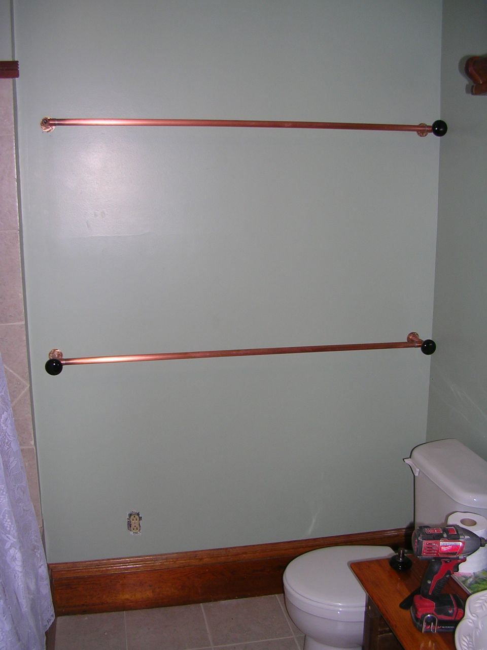 Bathroom Towel Bars Extra Long