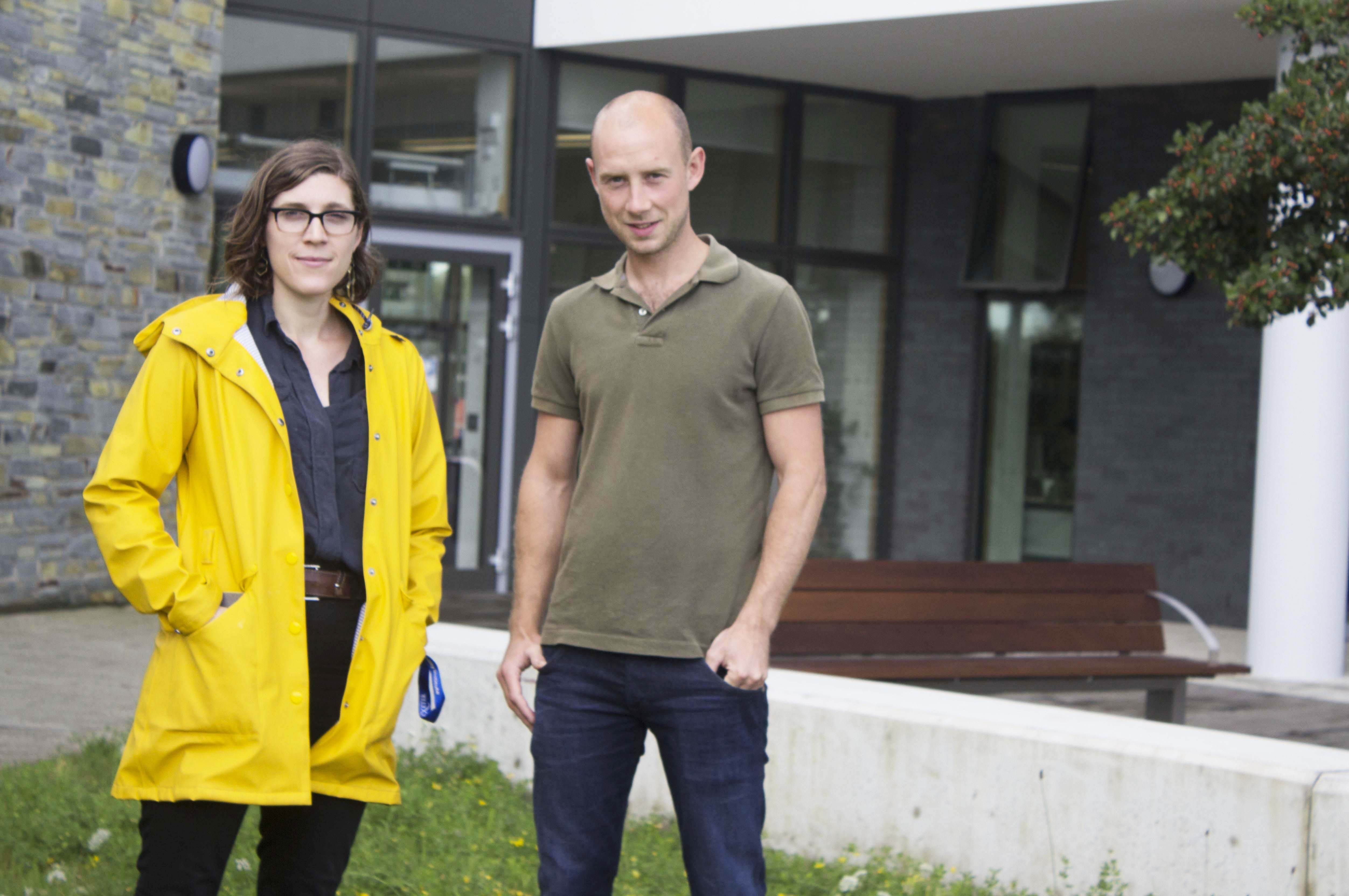 During her 10-day residency Marissa worked closely with Dr Gabriel Yvon-Durocher, Senior Lecturer in Natural Environment, who has been carrying out studies on the response of soil carbon sequestration to climate change and land use management.