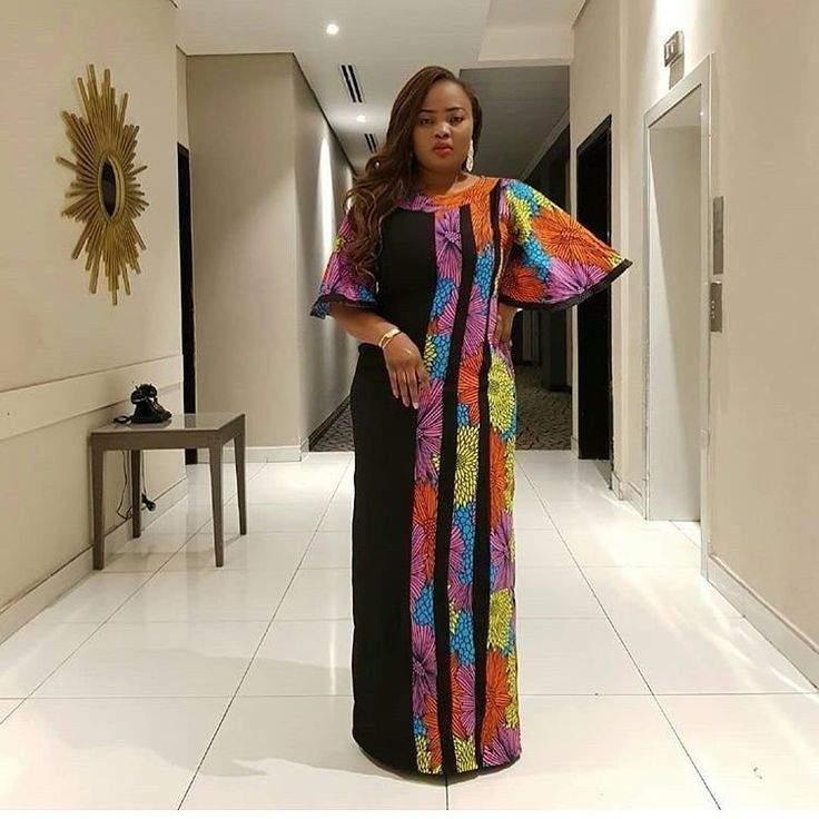 Gorgeous Ankara Long Gowns To Inspire Your Next Shopping