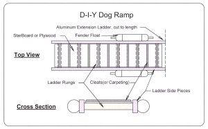 D-I-Y Dog Ramp: A D-I-Y Dog Ramp