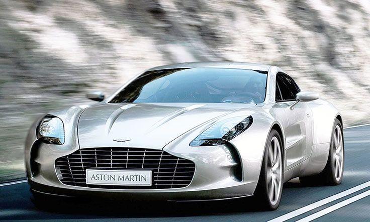 Aston Martin One-77 - Just breathtaking!